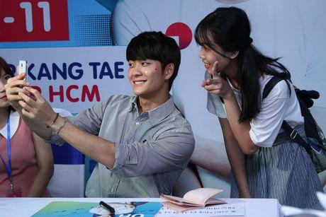 """""""My nam Han Quoc"""" Kang Tae Oh rang ro ky tang fans Viet - Anh 16"""