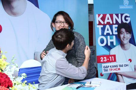 """""""My nam Han Quoc"""" Kang Tae Oh rang ro ky tang fans Viet - Anh 17"""