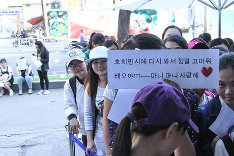 """""""My nam Han Quoc"""" Kang Tae Oh rang ro ky tang fans Viet - Anh 5"""