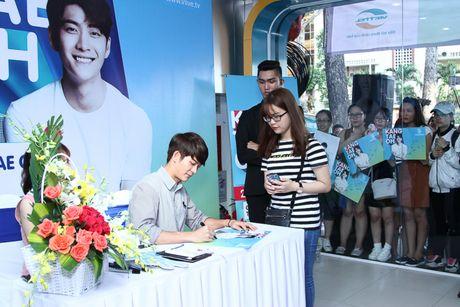 """""""My nam Han Quoc"""" Kang Tae Oh rang ro ky tang fans Viet - Anh 6"""