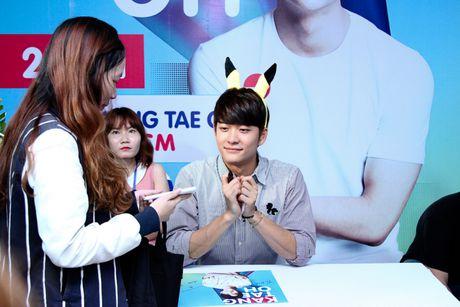 """""""My nam Han Quoc"""" Kang Tae Oh rang ro ky tang fans Viet - Anh 7"""