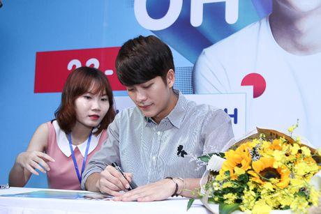 """""""My nam Han Quoc"""" Kang Tae Oh rang ro ky tang fans Viet - Anh 8"""
