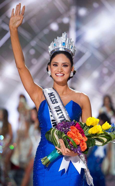 Hoa hau Hoan vu 2016 duoc to chuc tai Philippines - Anh 1