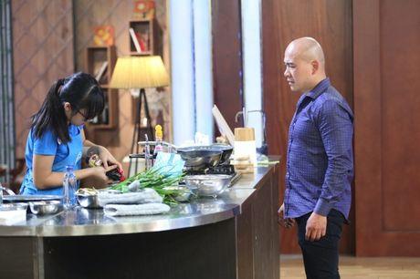 Vua dau bep Thanh Hoa va Thanh Cuong cang thang khi doi dau - Anh 3