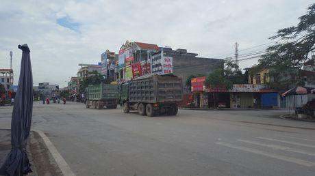 Cuc truong phai chiu trach nhiem ve hieu qua kiem soat xe qua tai - Anh 1