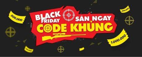 Tung bung khuyen mai mua sam Black Friday 2016 tai Viet Nam - Anh 3