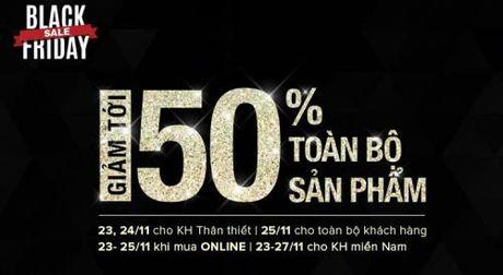 Tung bung khuyen mai mua sam Black Friday 2016 tai Viet Nam - Anh 7
