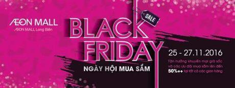 Tung bung khuyen mai mua sam Black Friday 2016 tai Viet Nam - Anh 8