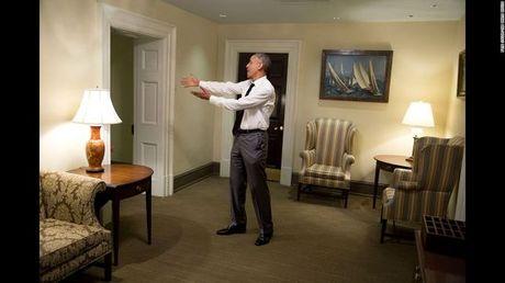 8 nam lam Tong thong My cua Barack Obama qua 100 buc anh (Phan 4) - Anh 12