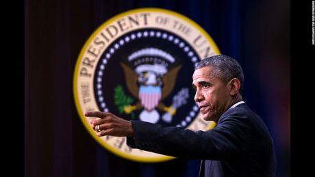 8 nam lam Tong thong My cua Barack Obama qua 100 buc anh (Phan 4) - Anh 13