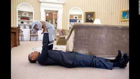 8 nam lam Tong thong My cua Barack Obama qua 100 buc anh (Phan 4) - Anh 20
