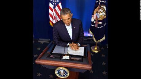 8 nam lam Tong thong My cua Barack Obama qua 100 buc anh (Phan 4) - Anh 2
