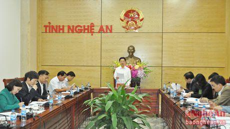 HDND tinh du kien chat van cong tac cap phep cong trinh xay dung - Anh 1