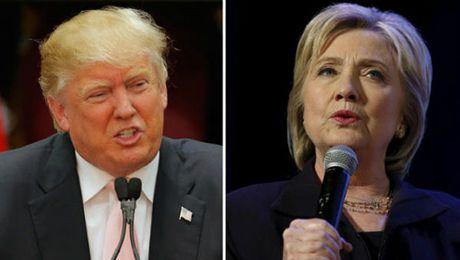 Hillary Clinton dan truoc Donald Trump hai trieu phieu pho thong - Anh 1
