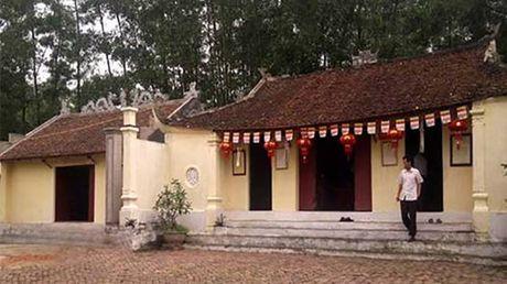 Lap Quy hoach bao ton Khu di tich Ly Nam De (Thai Nguyen) - Anh 1
