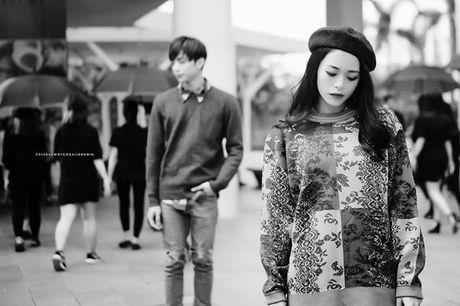 Soobin Hoang Son 'tha thinh' lien tuc hau truong MV 'Phia sau mot co gai' - Anh 4