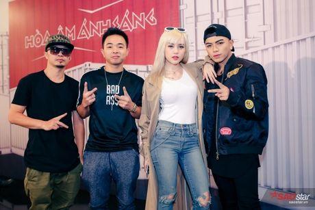 'Ban gai Son Tung' ghi danh The Remix New Generation de khang dinh ban than - Anh 1