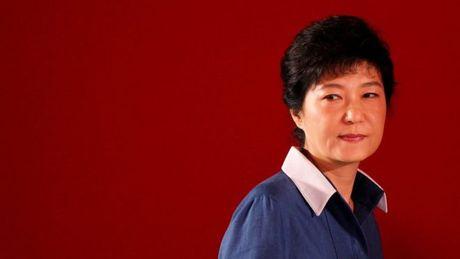 Luc soat tap doan lon cua Han Quoc vi be boi cua Tong thong - Anh 1