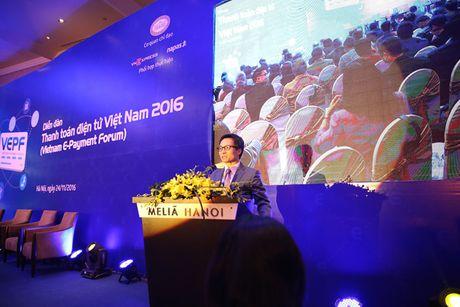 Thanh toan dien tu Viet Nam con nhieu tro ngai - Anh 1