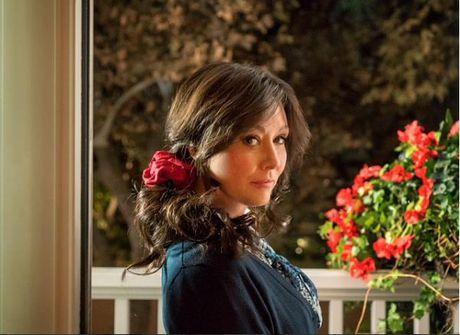Shannen Doherty tham gia dong phim du dang chua tri ung thu - Anh 1