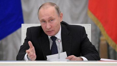 Tong thong Putin canh bao se sa thai quan chuc lam 'nghe tay trai' - Anh 1