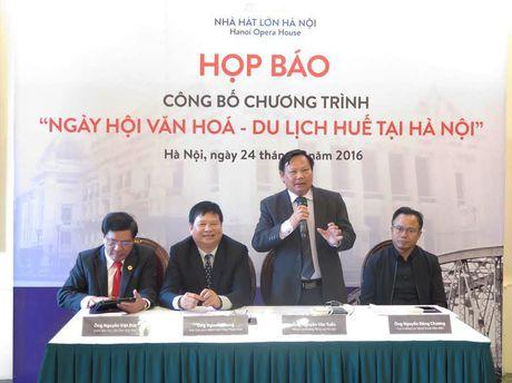 Chuong trinh nghe thuat lon nhat ve xu Hue sap duoc to chuc tai Ha Noi - Anh 1