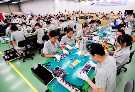 Samsung Viet Nam: Khong co chuyen dung tuyen dung, cat giam nhan luc vi vu Galaxy Note 7 - Anh 1