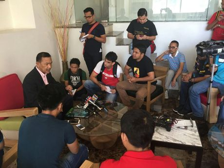 Tuyen Malaysia: Tong thu ky AFF phai ra tay - Anh 1