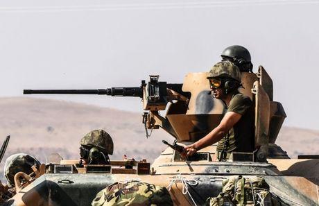 Syria khong kich nham vao quan doi Tho Nhi Ky - Anh 1