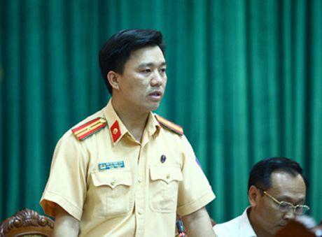 Chi xu phat xe khong chinh chu trong 2 truong hop - Anh 1