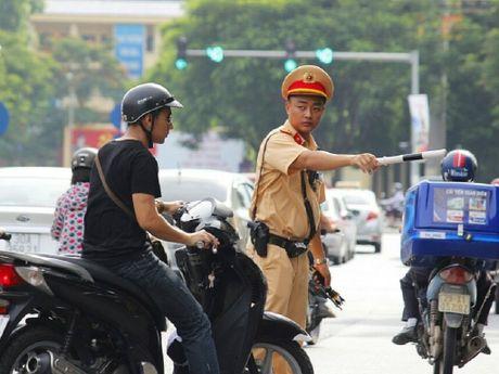 Chi xu phat xe khong chinh chu trong 2 truong hop - Anh 2