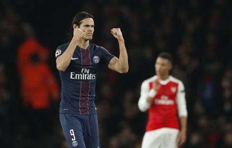 Arsenal cam hoa PSG 2-2 nho an va va phan luoi nha - Anh 3