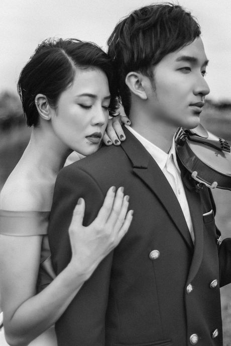 Thu Phuong lan dau ket hop voi Hoang Rob - Anh 2