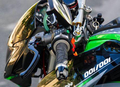 Yamaha FZ150i do phong cach moto phan khoi lon o Sai Gon - Anh 2