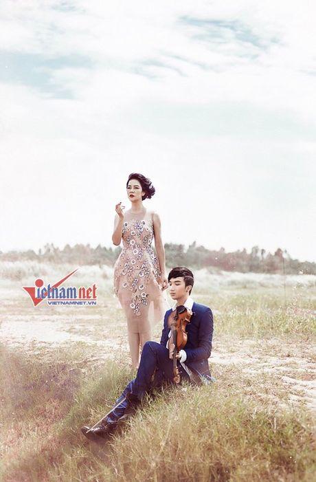 Thu Phuong toc ngan, chan tran ke vai trai tre - Anh 4