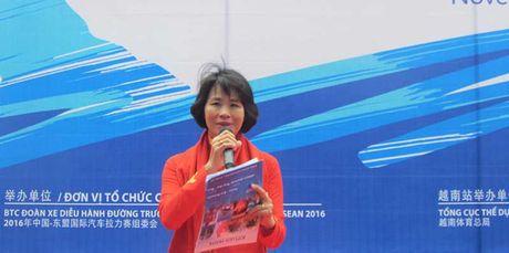 19 xe dieu hanh duong truong Quoc te den Viet Nam - Anh 1