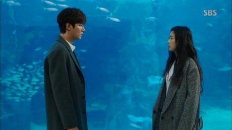 Huyen thoai bien xanh tap 3: Ji Hyun vuot bien gap Lee Min Ho - Anh 1