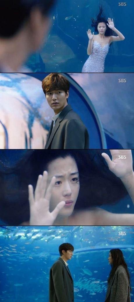 Huyen thoai bien xanh tap 3: Ji Hyun vuot bien gap Lee Min Ho - Anh 2
