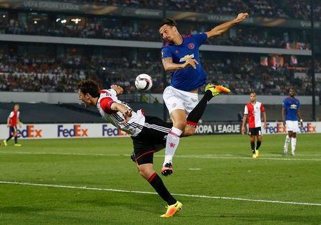 Nhan dinh, du doan ket qua tran M.U vs Feyenoord, Europa League - Anh 1