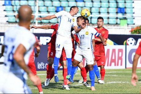 AFF Cup 2016: Malaysia bo giai giua chung? - Anh 1