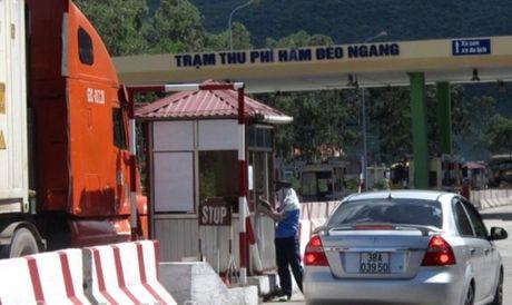 Tam dung thu phi Tram Deo Ngang de thanh quyet toan - Anh 1