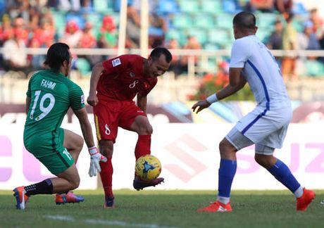 Malaysia doa bo giua chung AFF Cup 2016 - Anh 1