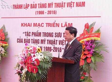 Bao tang My thuat Viet Nam ky niem 50 nam thanh lap - Anh 2