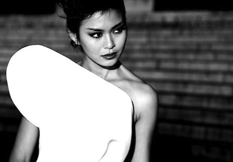 Phan hoi ve tin nhan thoa ma Mau Thuy cua ba chu 'Vietnam's Next Top Model' - Anh 1
