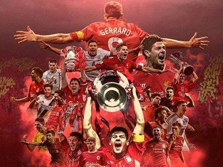 Toan van tuyen bo giai nghe cua Steven Gerrard - Anh 1