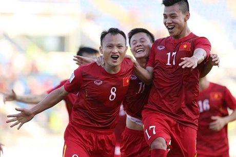 BXH FIFA thang 11: Thai Lan but pha ngoan muc de bat kip Viet Nam, Argentina van xep so 1 - Anh 1