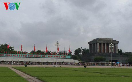Lang Chu tich Ho Chi Minh mo cua tro lai tu 6/12 - Anh 1
