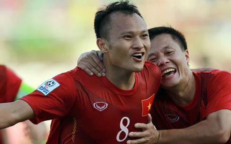Tieu diem the thao: DT Viet Nam co the gap Thai Lan o ban ket AFF Cup - Anh 1