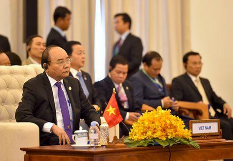 Ket qua Hoi nghi cap cao Campuchia- Lao- Viet Nam lan thu 9 - Anh 2