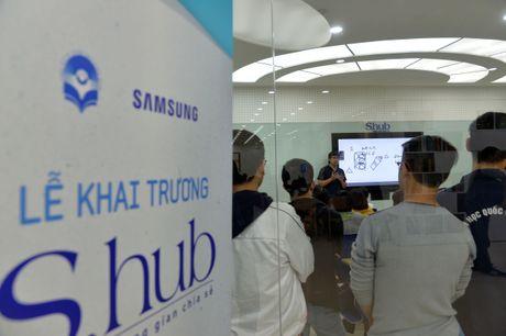 Kham pha khong gian thu vien thong minh 2.0 giua Ha Noi - Anh 13